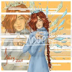 [CLOSED] Adoptable Fairy Girl !