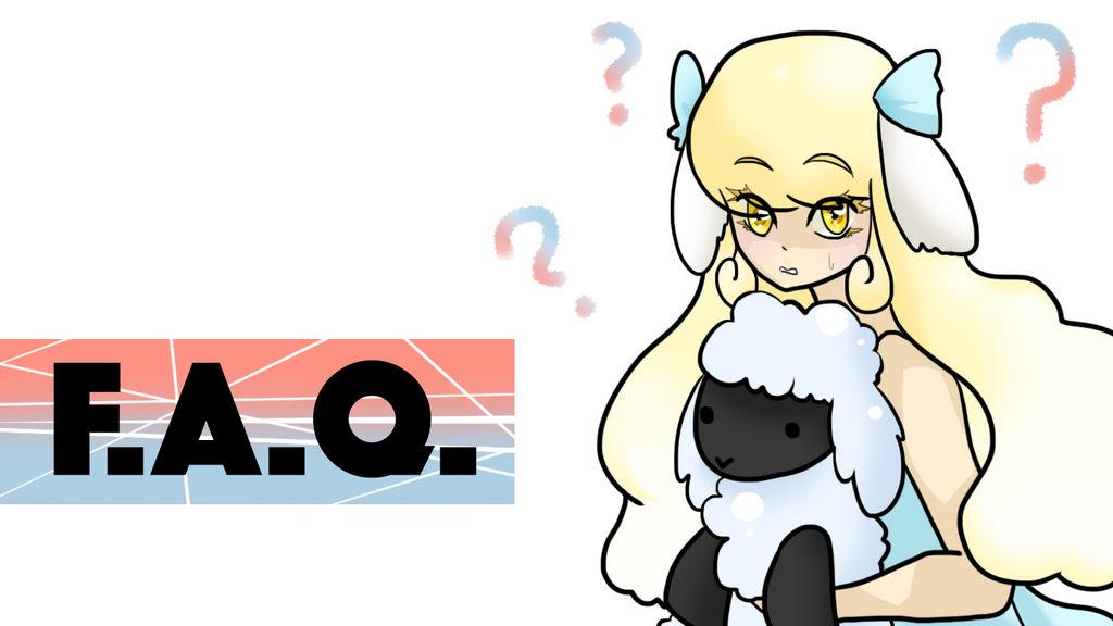 Patreon FAQ Header by susu-kei on DeviantArt