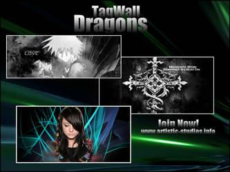 TagWall by Dragon by ArtisticStudios