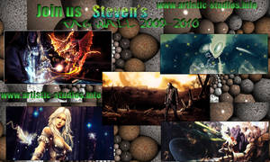 TagWall Steven by ArtisticStudios
