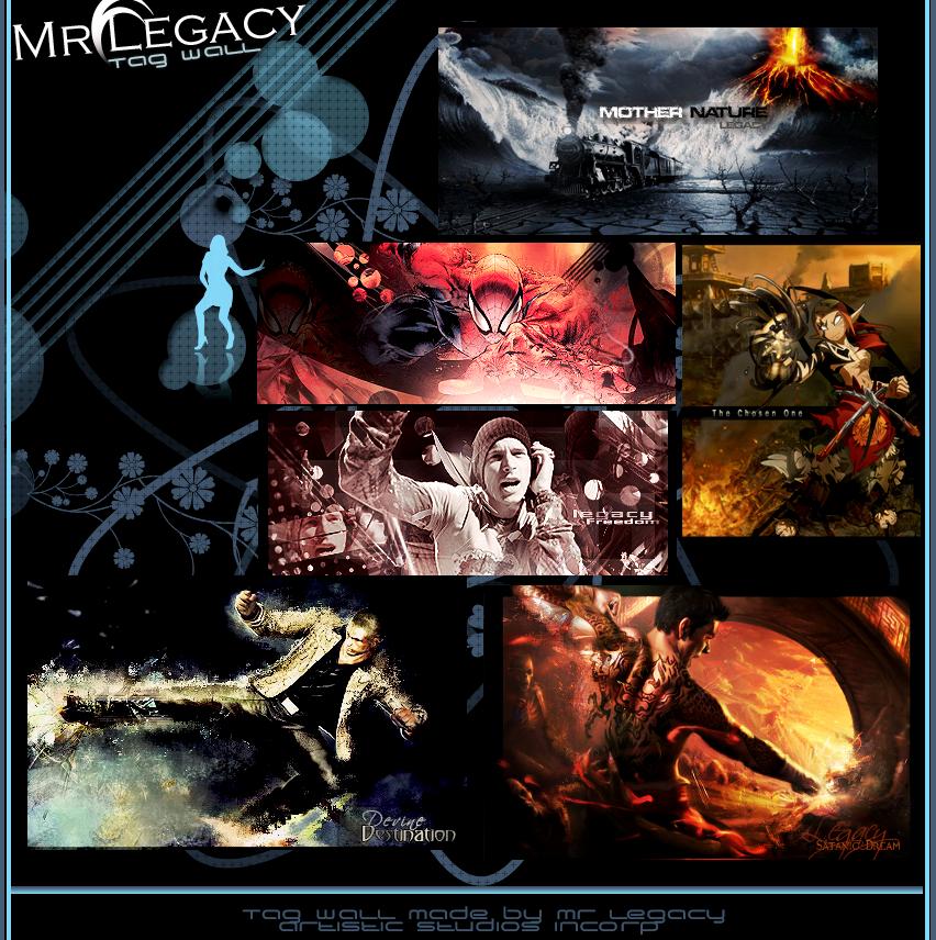 TagWall by Mr. Legacy by ArtisticStudios