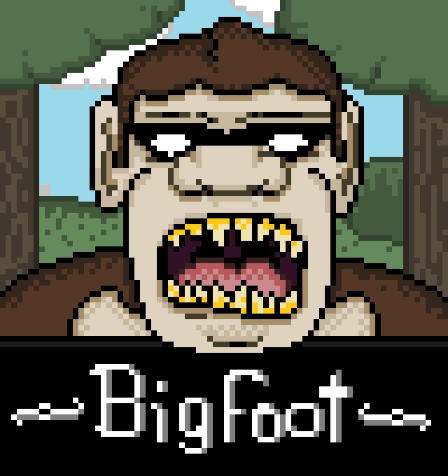 Bigfoot By Sacolin99 On Deviantart