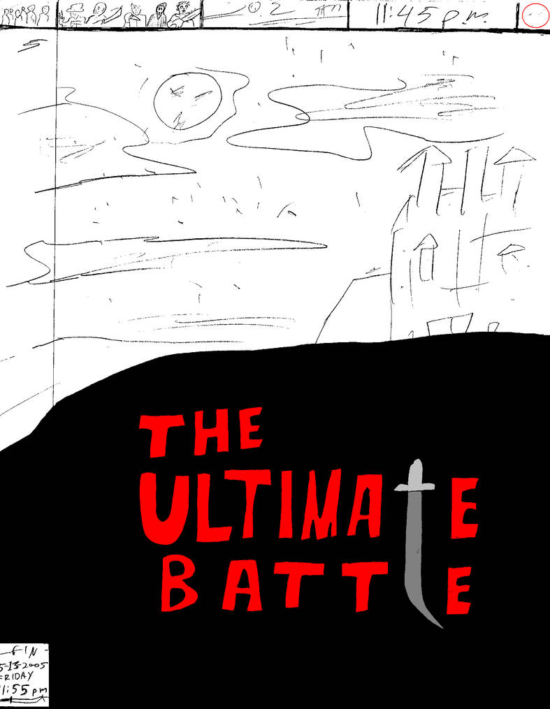 THE ULTIMATE BATTLE pg.5 [RE]