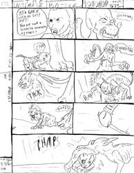 THE ULTIMATE BATTLE pg.573 by DW13-COMICS