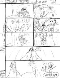 THE ULTIMATE BATTLE pg.576 by DW13-COMICS