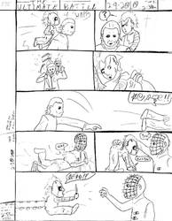 THE ULTIMATE BATTLE pg.575 by DW13-COMICS