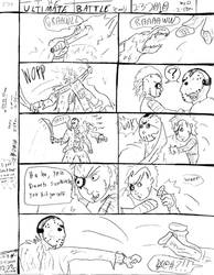THE ULTIMATE BATTLE pg.574 by DW13-COMICS