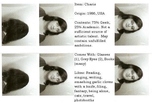 Charis's Profile Picture