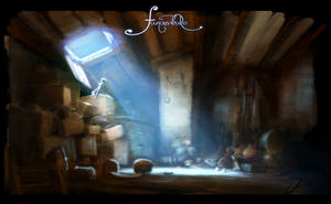 FNB Concept Attic by Gandalfleblond
