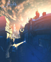 FNB Concept light-town by Gandalfleblond