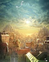 FNB Decor - Reveil by Gandalfleblond