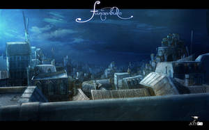 FNB Decor - Night by Gandalfleblond
