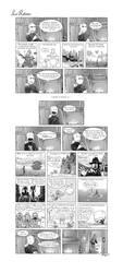 Le Retour -M a t o u- by Gandalfleblond