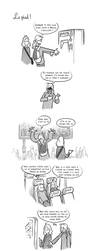 Le pied  -M a t o u- by Gandalfleblond