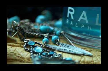 Ralph Lauren and Blue Stones by BloodAddict