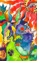Tarot Deck - The Fool