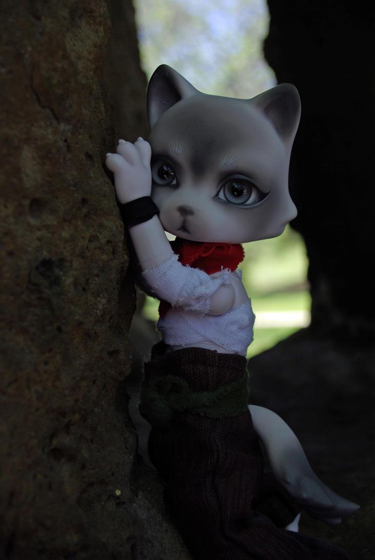 Wolf Cavern. by koolcat-23