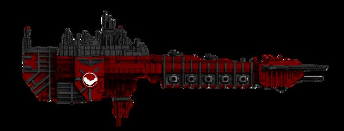 Battle Barge Castigator Chapter