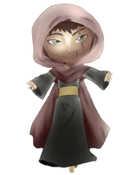 Chibi Pollux by ArcellaArts
