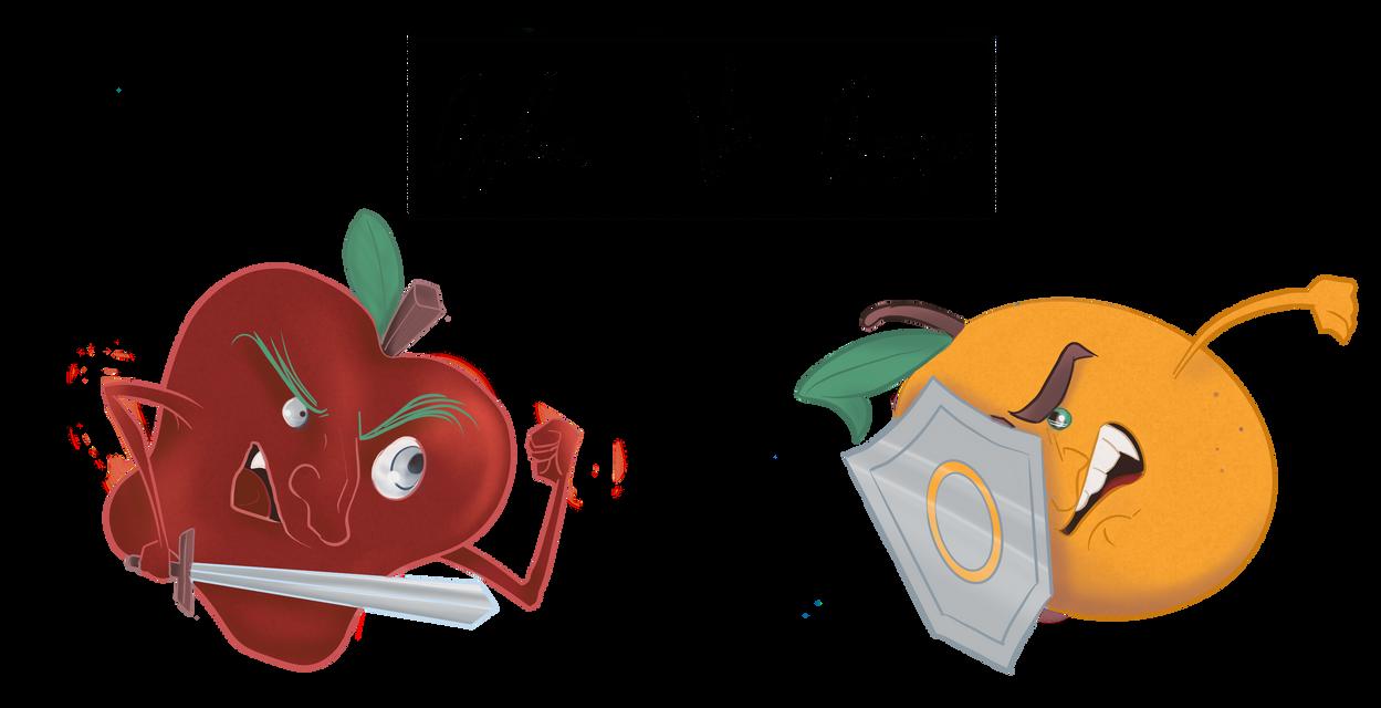 apples vs oranges essay