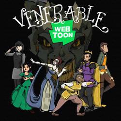 Venerable on Webtoon