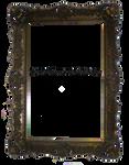 Ornate Frame Stock- PNG