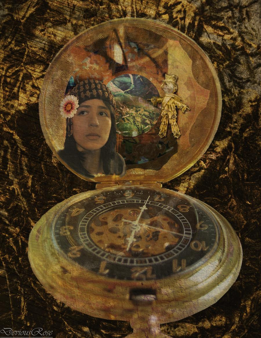 Atada al Tiempo- Dev ID II by DeviousRose