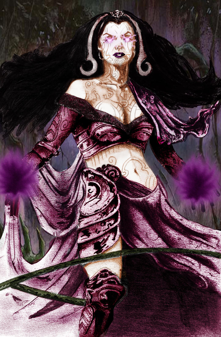 Liliana Vess by Balu12