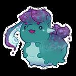 Aeryn the Squid Paca
