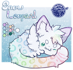 Closed - Snow Leopard Paca Auction
