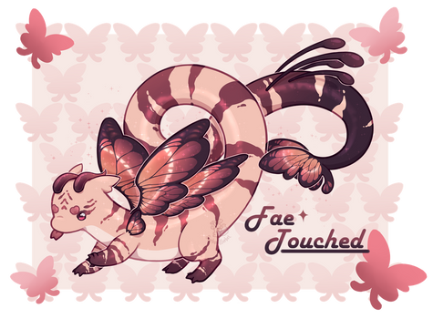 Closed - Fae Touched Snekket