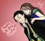 A birthday-date with Loki