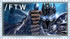 Wrath of the Lich King Stamp by Ragthorn