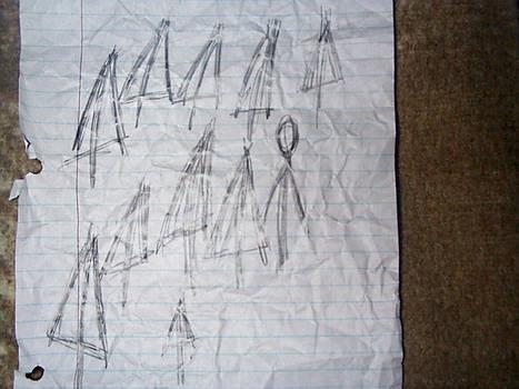 My Sister's Drawings - 1