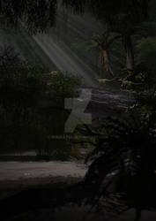 Composognathus Jungle crossing