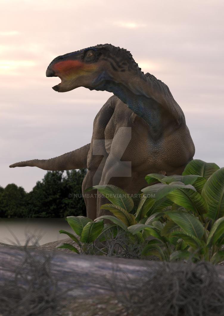 Iguanadon by numbat66