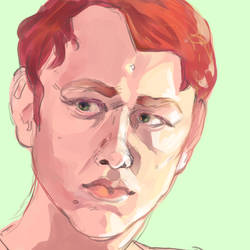 Self Portrait 3 18 19