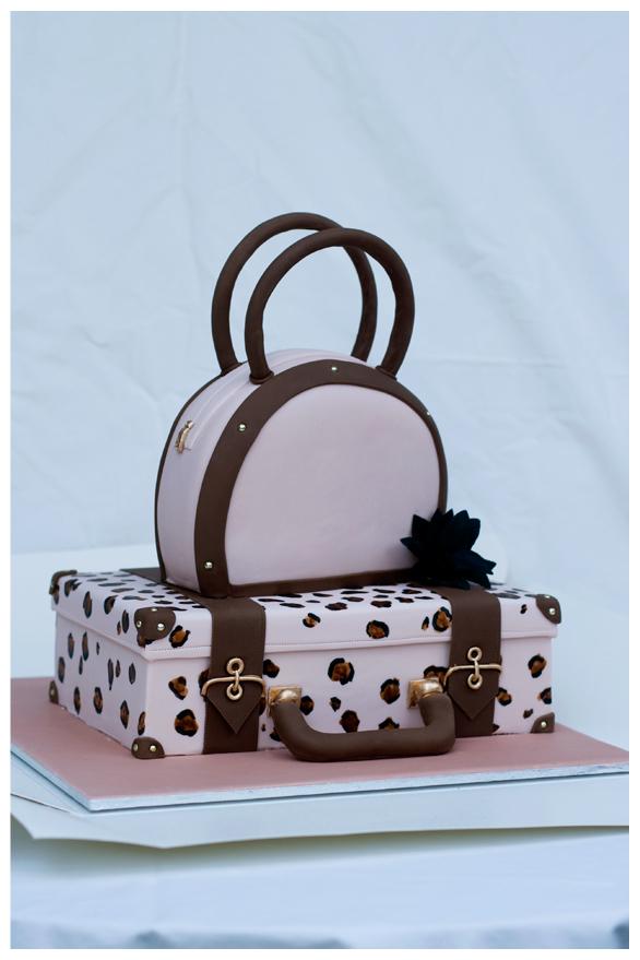 Suitcase Cake By Igasm On Deviantart