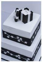 Engagement cake by Igasm