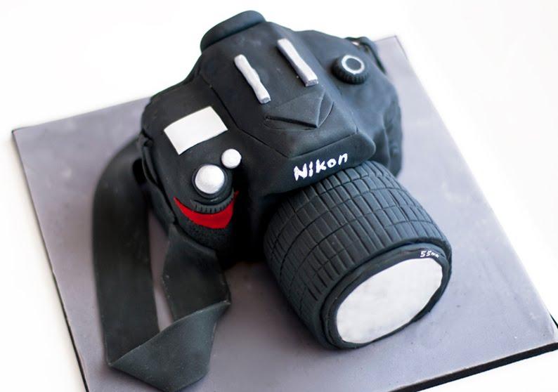 Nikon Camera Cake Images : Nikon Camera Cake by Igasm on DeviantArt