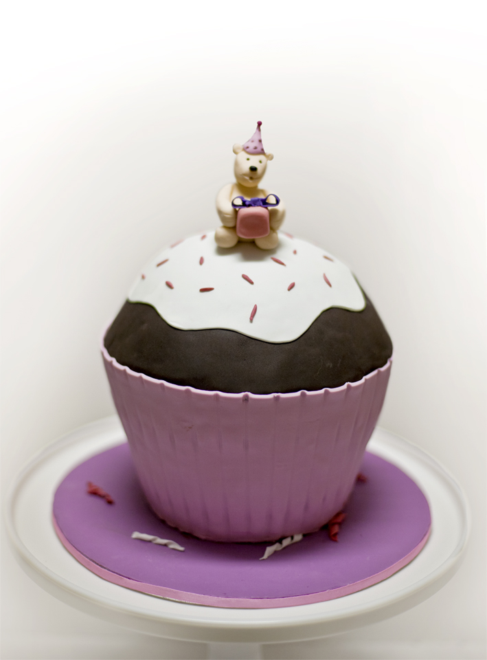 Cupcake Cake! by Igasm
