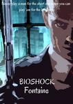 BIOSHOCK - Fontaine Poster