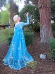 Light Up Frozen Elsa Cosplay