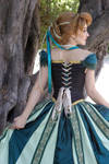 Anna Coronation Wig and Cosplay