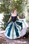 Anna Coronation Skirt and Bodice