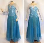 Snow Queen Cosplay Costume
