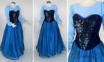 Little Mermaid Town Dress Cosplay