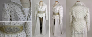Snow White OUAT Cosplay Battle Coat