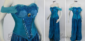 Modest Jasmine Cosplay Costume
