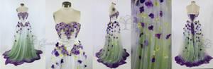Wisteria Wedding Gown